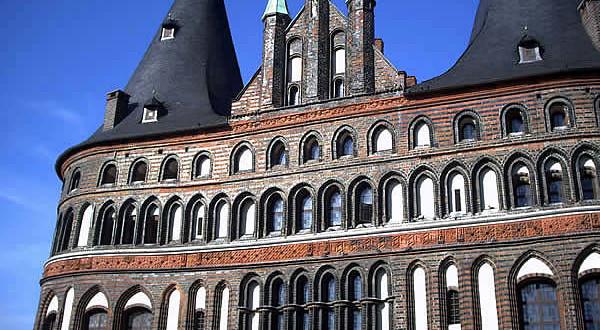 Lubeca (Lübeck), Alemania. Author and Copyright Liliana Ramerini