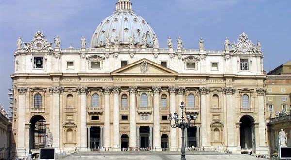 Basílica de San Pedro, Roma, Italia. Autor y Copyright Marco Ramerini