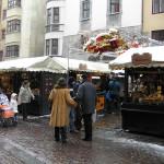 Mercados de Navidad en Innsbruck, Austria. Autor y Copyright Liliana Ramerini