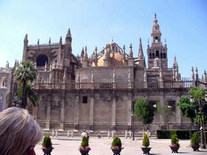 Sevilla, España. Autor y Copyright Liliana Ramerini.